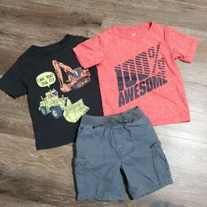 Lot of 3 items